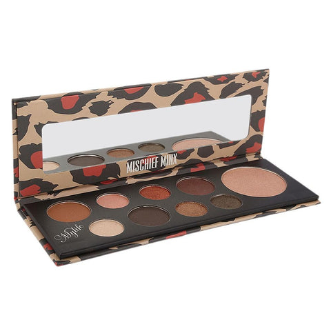 My Life Mischief Minx Eye Shadow Kit 9 Colors  - Multi - test-store-for-chase-value