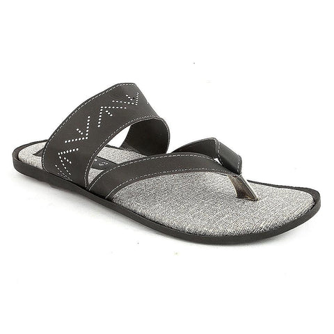 Men's Casual Slippers R-41 - Black - Black - test-store-for-chase-value