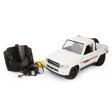 Remote Control Pick-Up Truck - White - test-store-for-chase-value