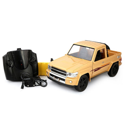 Remote Control Pick-Up Truck - Beige - test-store-for-chase-value