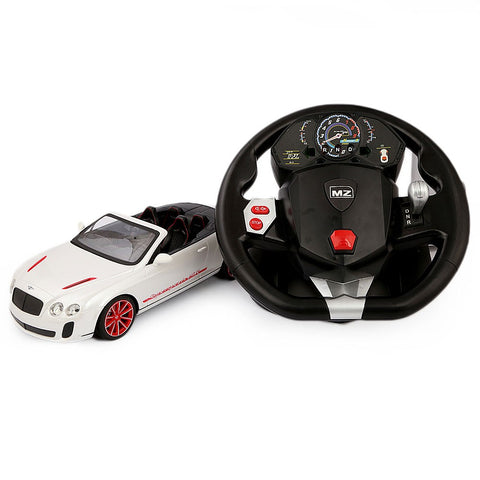Remote Control Super Sport Car - White - test-store-for-chase-value