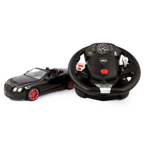 Remote Control Super Sport Car - Black - test-store-for-chase-value