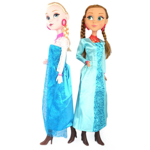 Elsa and Anna Doll Set - test-store-for-chase-value
