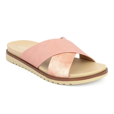 Women's Softy Slipper 5727-12 - Pink - test-store-for-chase-value