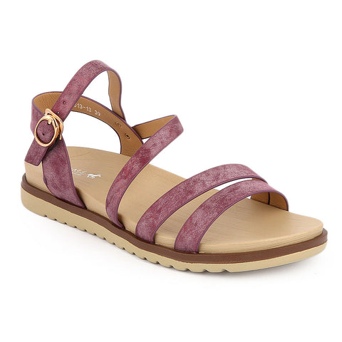 Women's Softy Sandals 5613-13 - Purple - test-store-for-chase-value