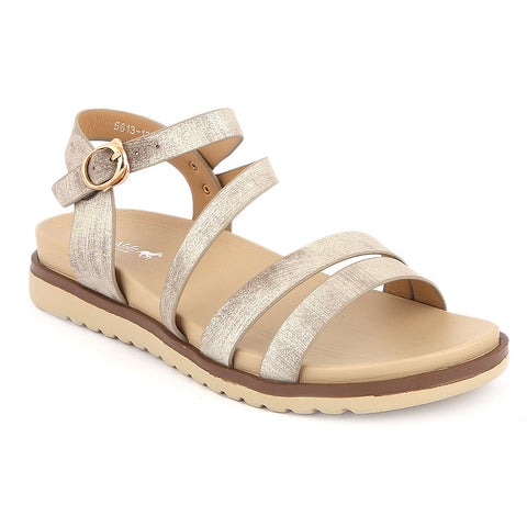 Women's Softy Sandals 5613-13 - Grey - test-store-for-chase-value
