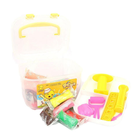 Clay Storage Box  - Yellow - test-store-for-chase-value
