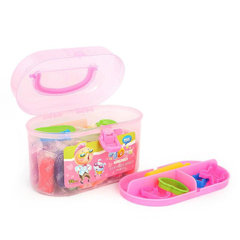 Clay Storage Box  - Pink - test-store-for-chase-value