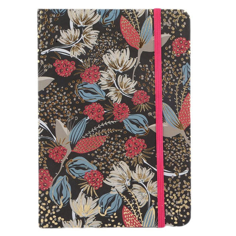 Flower Mini Notebook - Multi - test-store-for-chase-value