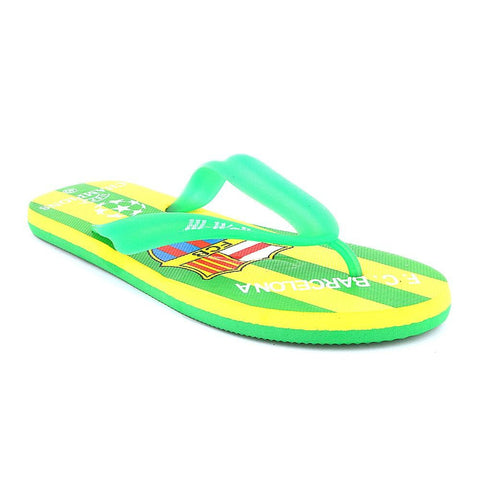 Men's Flip Flops Slippers Hi-Walk - Yellow - test-store-for-chase-value