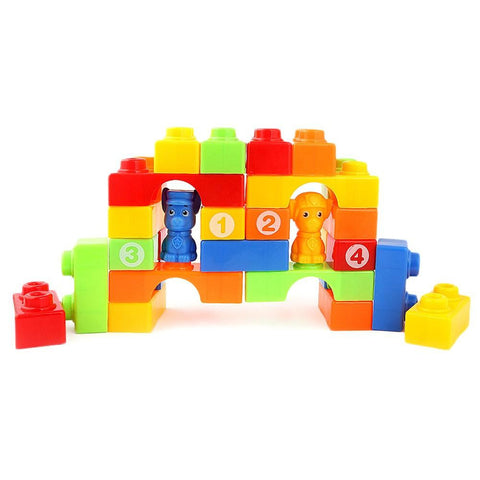 Building Blocks Intelligent Toy 29 Pcs - Multi - test-store-for-chase-value