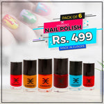 Eminent Nail Polish Pack Of 6 - test-store-for-chase-value