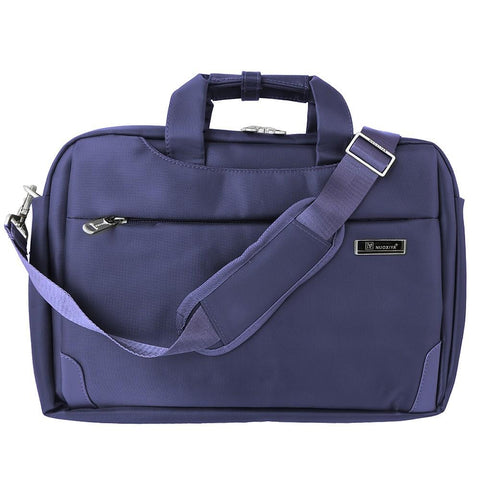 Laptop Bag (8002-7K1) - Navy Blue -  Navy/Blue - test-store-for-chase-value