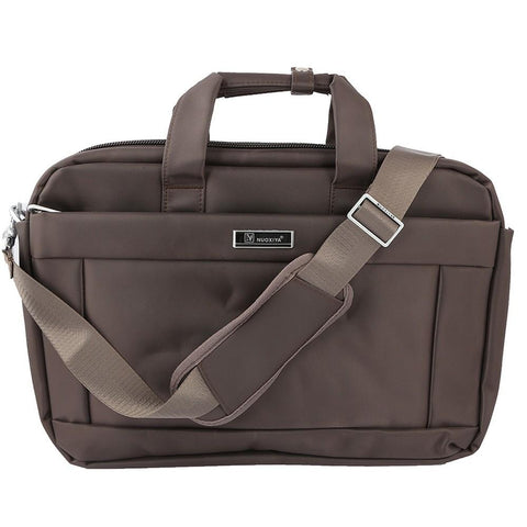 Laptop Bag (8301-7K1) - Coffee - test-store-for-chase-value