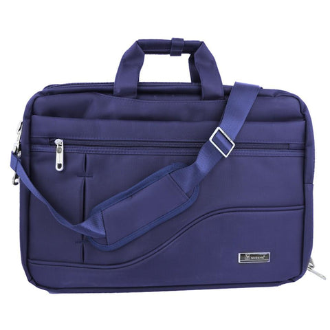 Laptop Bag (9007-7K1) - Navy Blue -  Navy/Blue - test-store-for-chase-value
