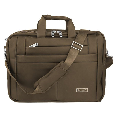 Laptop Bag (9011-7K1) - Coffee - test-store-for-chase-value