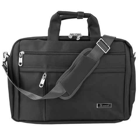 Laptop Bag (8313-7K1) - Black - test-store-for-chase-value