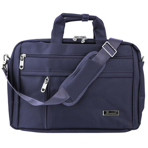 Laptop Bag (8313-7K1) - Navy Blue -  Navy/Blue - test-store-for-chase-value