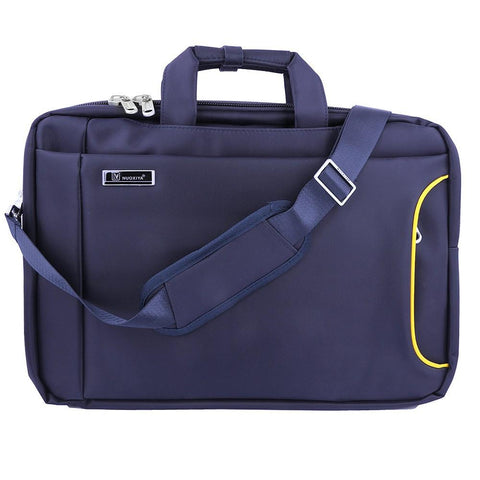 Laptop Bag (9005-7K1) - Navy Blue -  Navy/Blue - test-store-for-chase-value