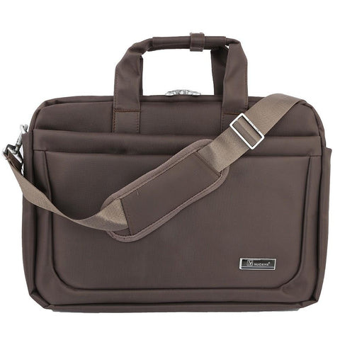 Laptop Bag (6002-7K1) - Coffee - test-store-for-chase-value