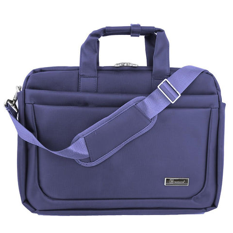 Laptop Bag (6002-7K1) - Navy Blue -  Navy/Blue - test-store-for-chase-value
