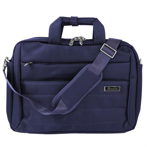 Laptop Bag (8312-7K1) - Navy Blue -  Navy/Blue - test-store-for-chase-value