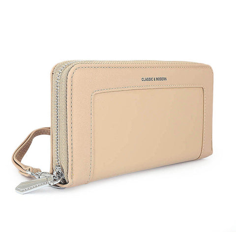 Women's Fancy Wallet 1911 - Peach
