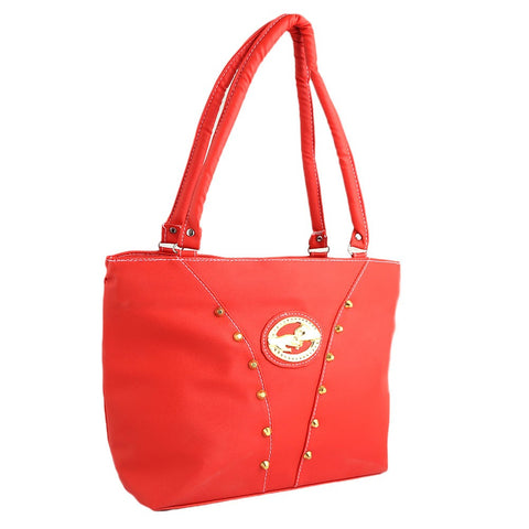 Women's Handbag (6847) - Red - test-store-for-chase-value