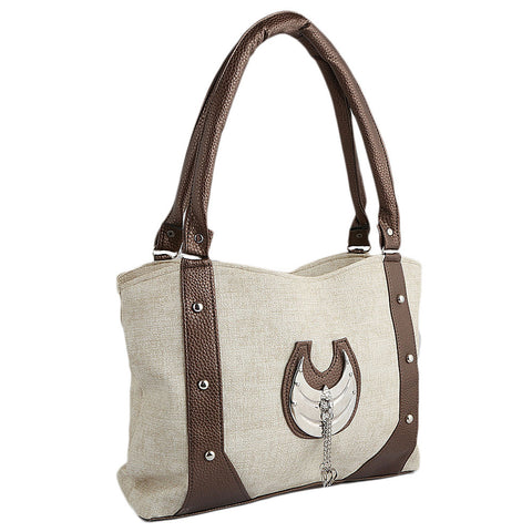 Women's Handbag (6747) - Fawn - test-store-for-chase-value
