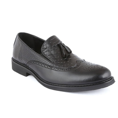 Men's Formal Shoes 1129 - Black - test-store-for-chase-value