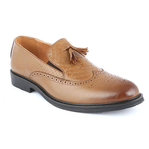 Men's Formal Shoes 1129 - Brown - test-store-for-chase-value