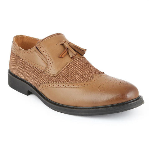 Men's Formal Shoes 1130 - Brown - test-store-for-chase-value