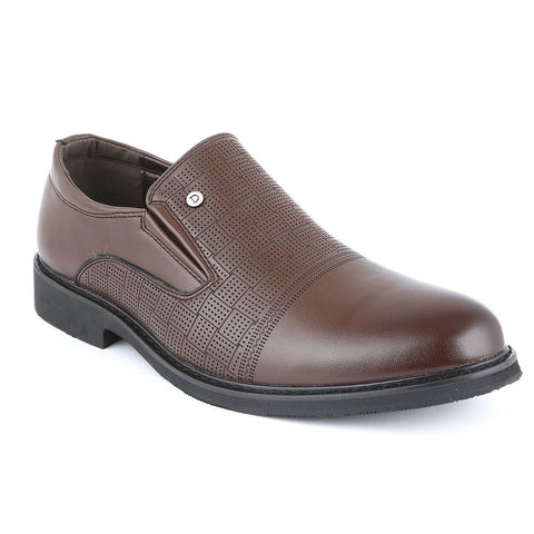 Men's Formal Shoes 1132 - Coffee - test-store-for-chase-value