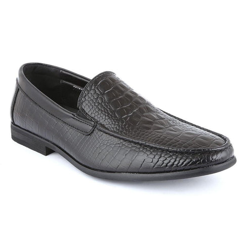 Men's Casual Shoes 1201 - Black - test-store-for-chase-value