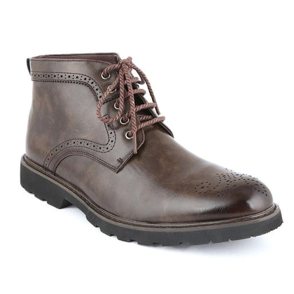Men's Casual Shoes V80C - Coffee - test-store-for-chase-value