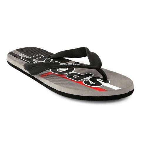 Men's Slippers HD-016 - Grey - test-store-for-chase-value