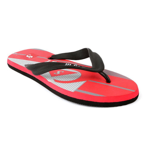 Men's Slippers HD-018 - Red - test-store-for-chase-value