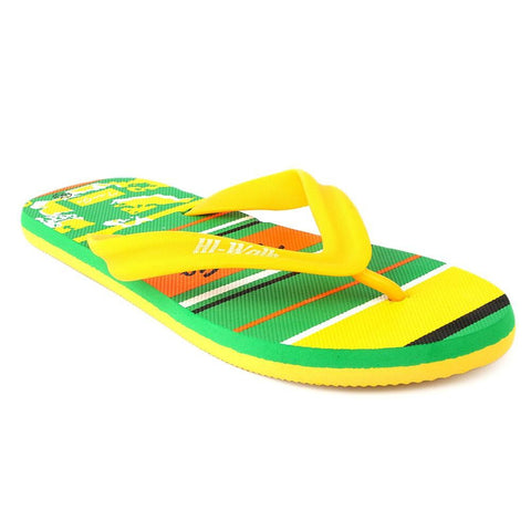 Men's Slippers HD-020 - Yellow - test-store-for-chase-value