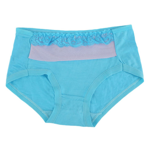 Women's Fancy Panty - Sky Blue - test-store-for-chase-value