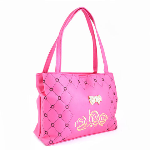 Women's Handbag (6538) - Pink - test-store-for-chase-value