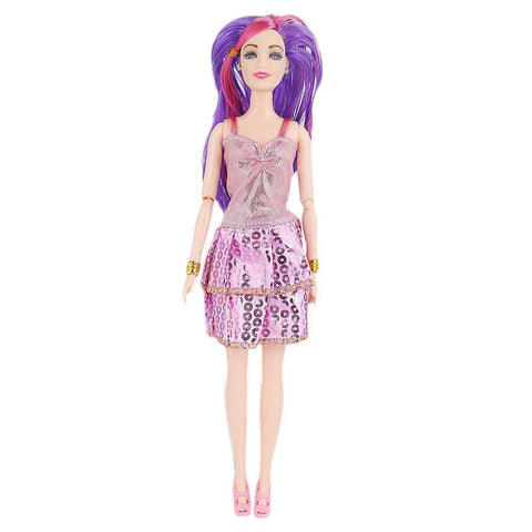 Barbie Doll With Fruit - Multi - test-store-for-chase-value