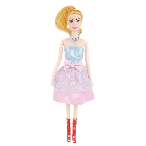 Barbie Doll - Blue - test-store-for-chase-value