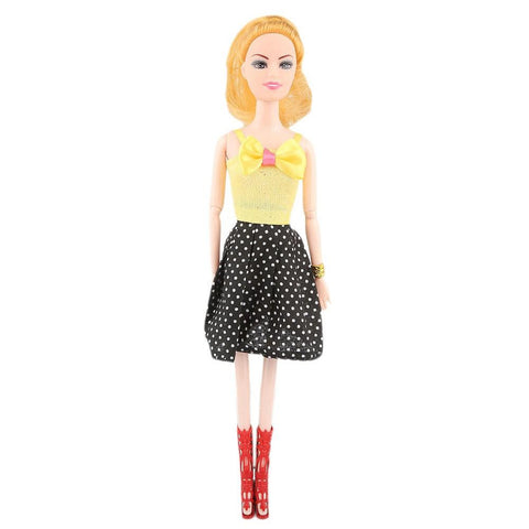 Barbie Doll - Yellow - test-store-for-chase-value