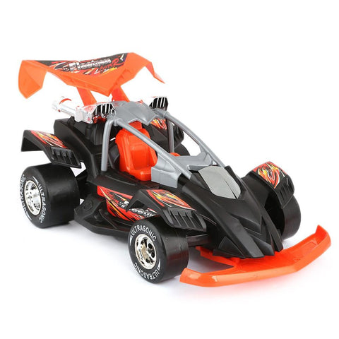 Friction Super Racing Car - Black - test-store-for-chase-value