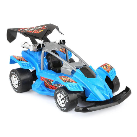 Friction Super Racing Car - Blue - test-store-for-chase-value