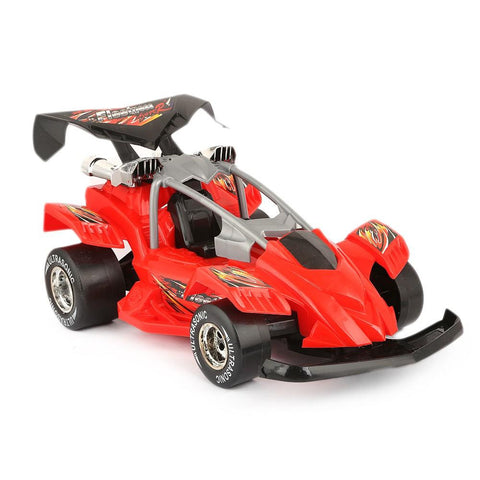 Friction Super Racing Car - Red - test-store-for-chase-value