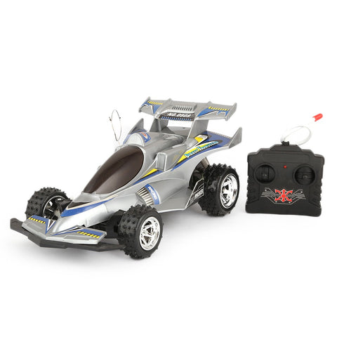 Remote Control Formula Car - Grey - test-store-for-chase-value