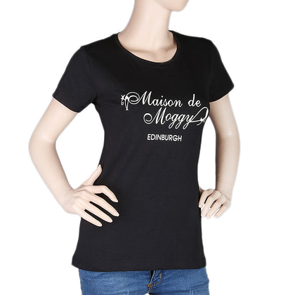 Women's T-Shirt - Black - test-store-for-chase-value