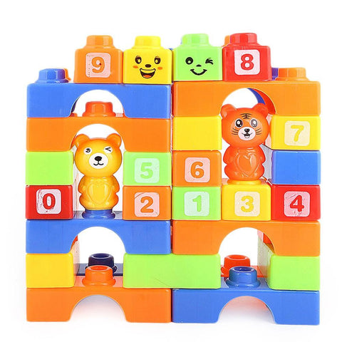 Building Blocks Toy 42 Pcs - test-store-for-chase-value