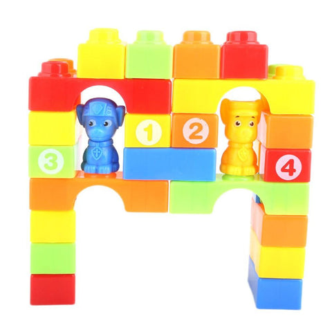 Building Blocks Toy 29 Pcs - test-store-for-chase-value